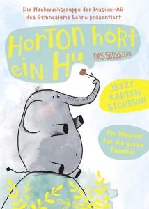 Horton Plakat
